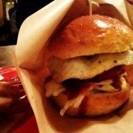 天六で極上ハンバーガーとパンケーキ!ジュエン juen