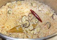 圧力鍋で簡単!速い!美味しい!牡蠣の炊き込みご飯