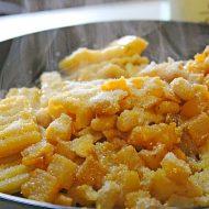 ケチャップで簡単本格!大豆の煮込みのパスタ!