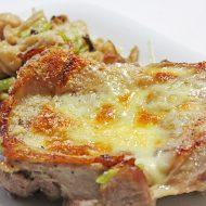 鶏モモのチーズ焼き