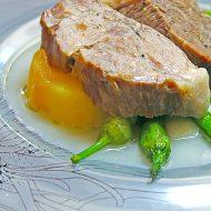 和牛とうがらしと和束野菜のボッリートミスト